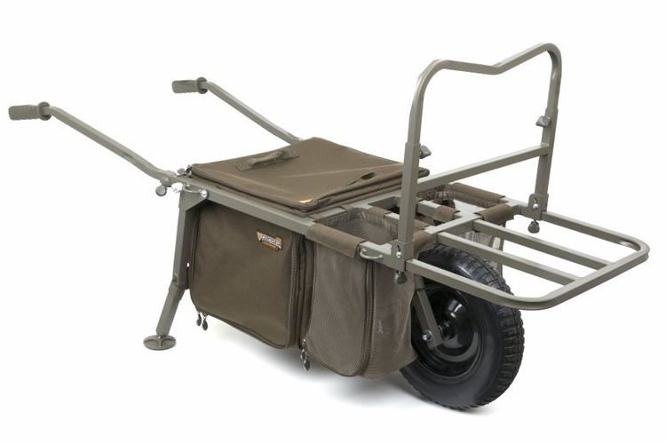 Fox Explorer Barrow Deluxe Review