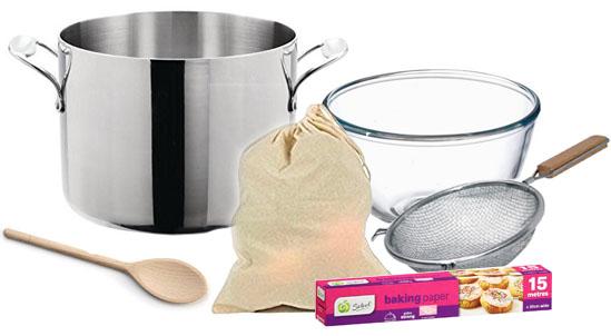 Tools to make carp dough balls