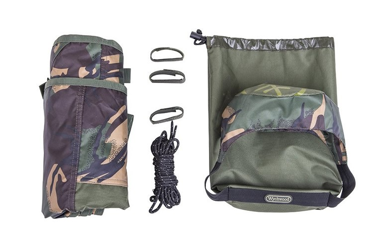 Wychwood Tactical Tarp Review