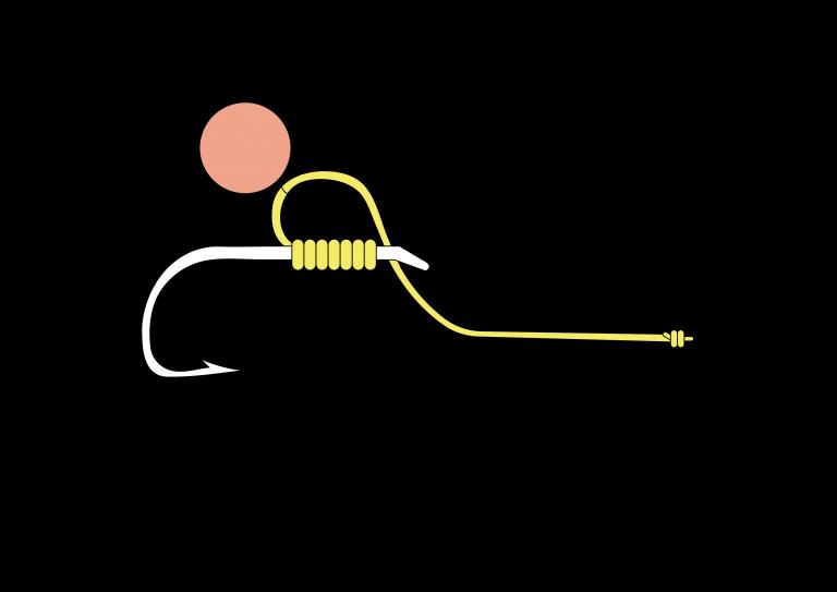 chod rig diagram