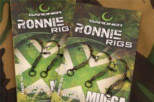 Gardner Ronnie Rigs Ready Tied