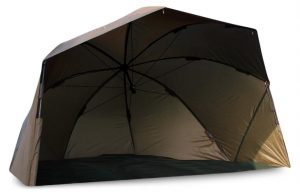Carp Brolly Reviews (Best Fishing Shelters 2020) 1