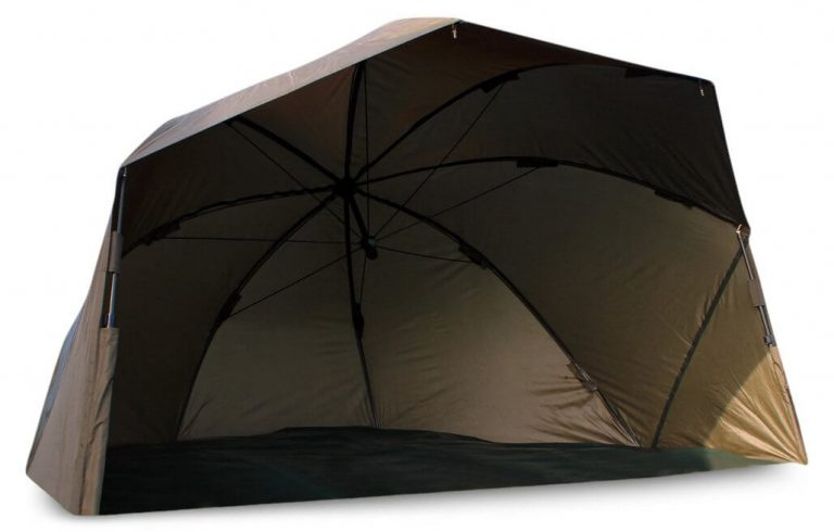 Carp Brolly Reviews (Best Fishing Shelters 2020) 2