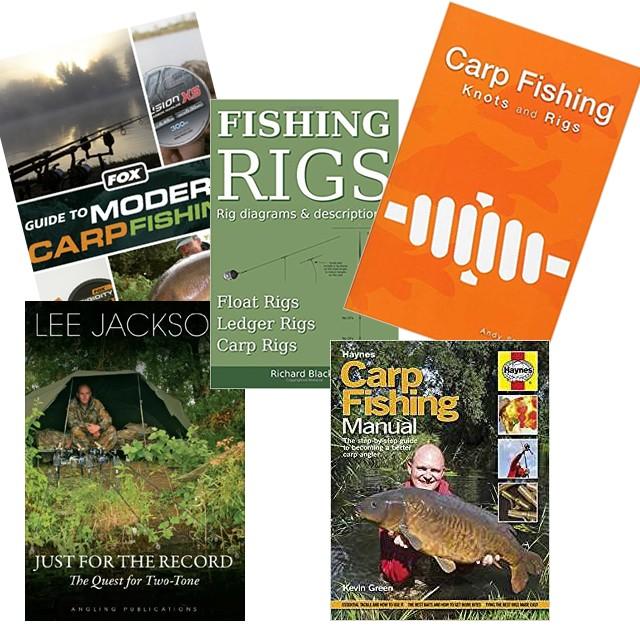 Best Carp Fishing Books