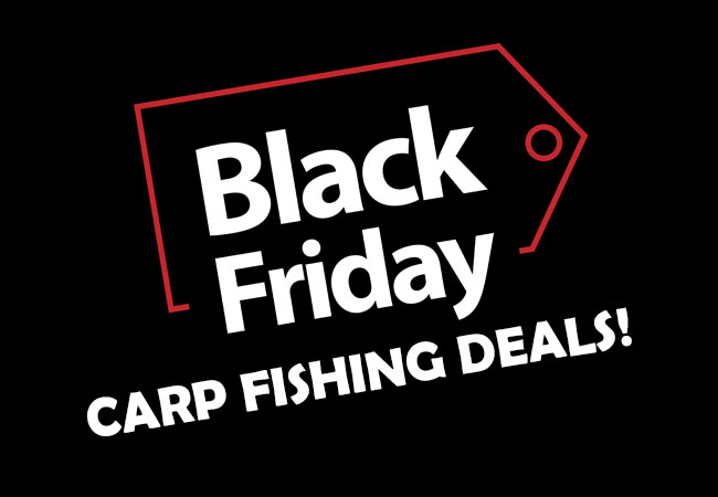Black Friday Carp Fishing Deals