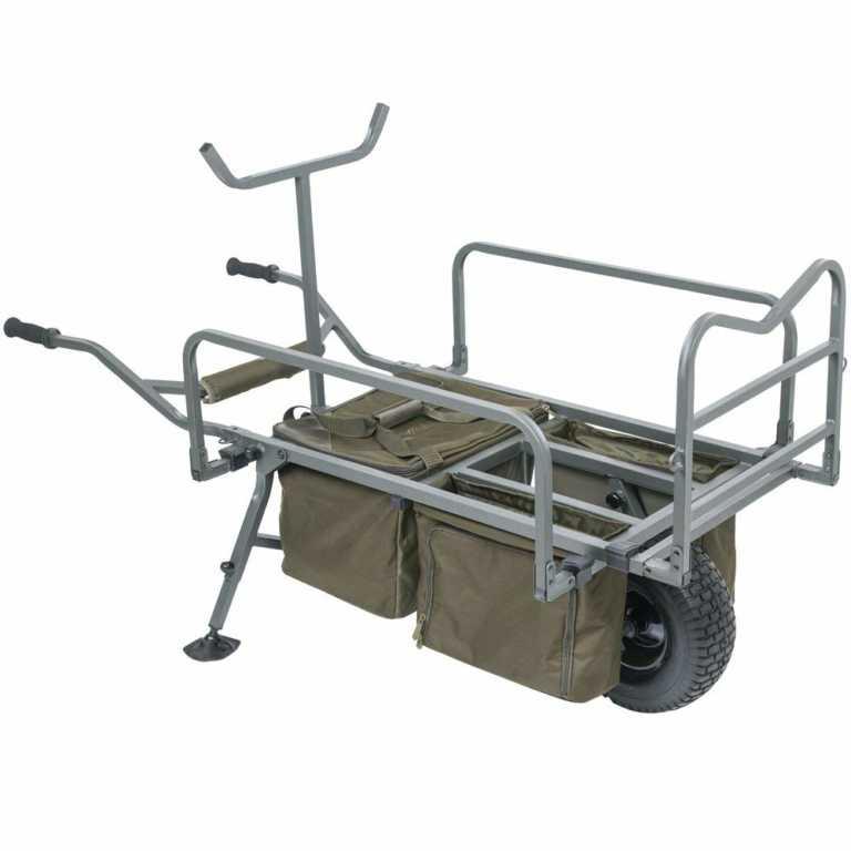 Nash Trax Evo Wheelbarrow