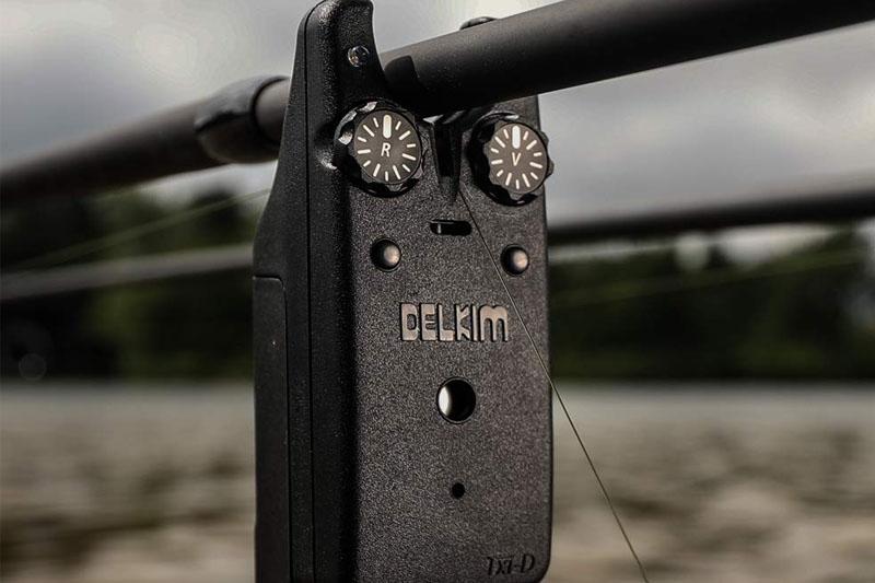 Delkim Bite Alarms In Action