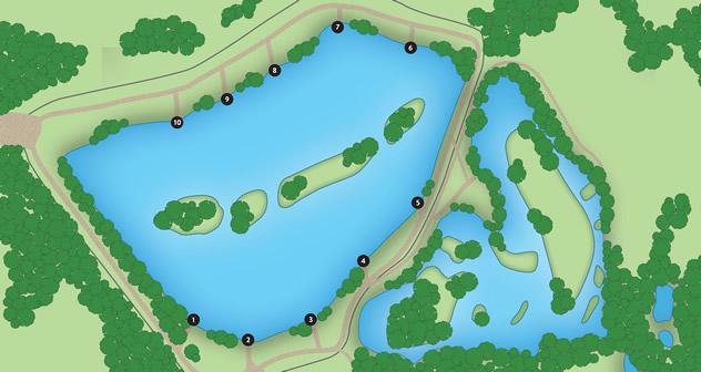 Digger Lakes