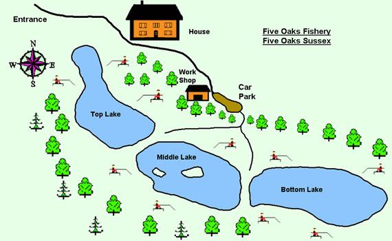 Five Oaks Fishery