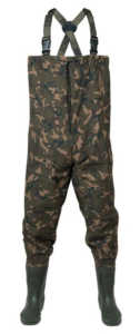 Fox Chunk Camo Lightweight Chest Waders