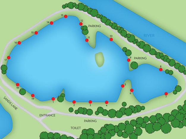 Ladywood Lakes