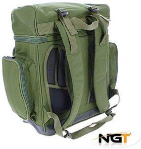 NGT XPR rucksack back