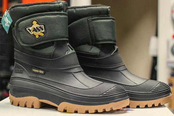 Vass Carp Fishing Boots