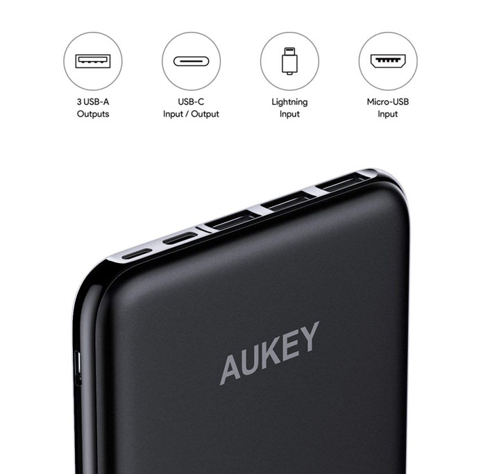 Aukey Powerpack for Fishing