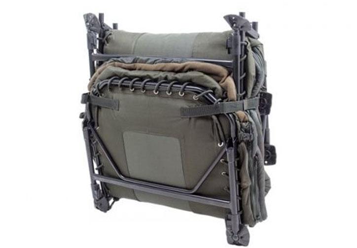 Nash SS4 Indulgence Bedchair