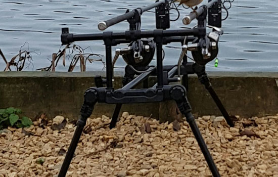 Best Rod Pod JRC