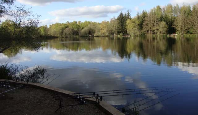 carp fishing in france tips