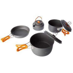 Best Cooking Set for Fishing