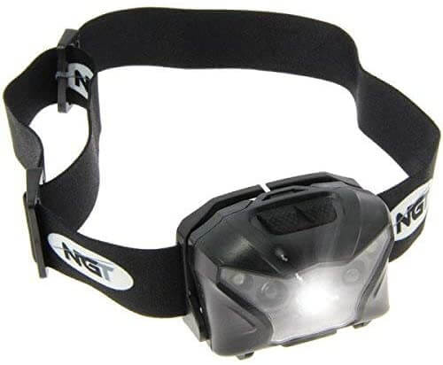 NGT XPR Cree Head Torch