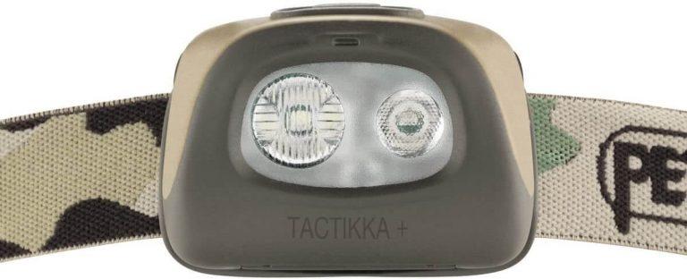 Petzl Tactikka front