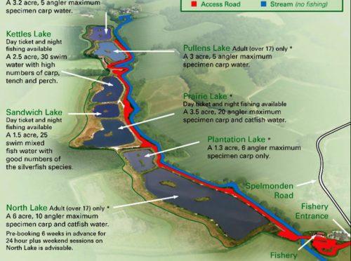 Elphicks Lakes