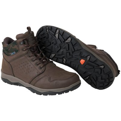 Fox Chunk Mid Boots Khaki