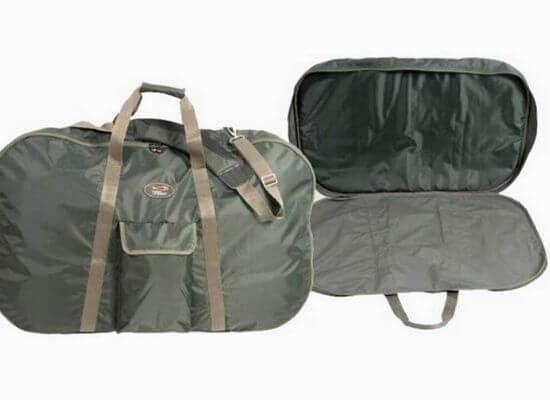 TF Gear compact bag mat open